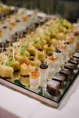 San Pietro in Cariano, Italien: desserts