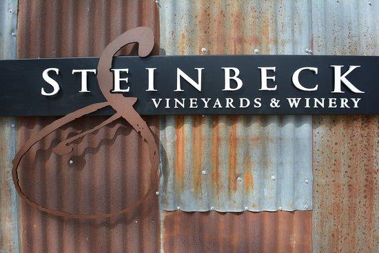 Пасо-Роблес, Калифорния: Steinbeck!