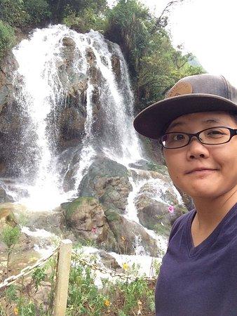 Thac Bac Waterfall (Silver Falls): photo3.jpg
