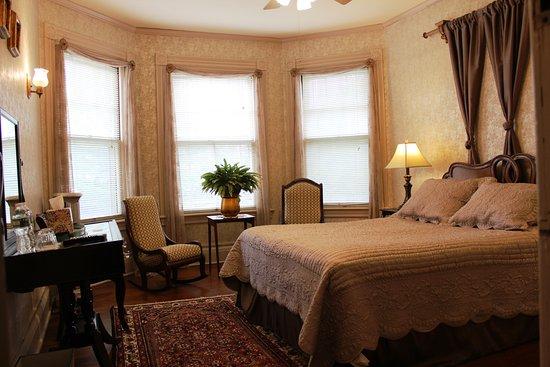 Γκρέιτ Μπάρινγκτον, Μασαχουσέτη: Garden room