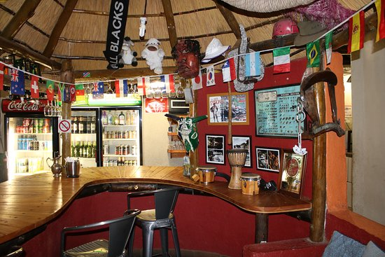 Semonkong, Lesotho : Bar