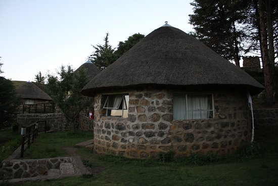 Semonkong, Lesotho: Rondave