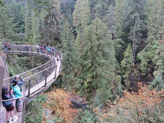 Vancouver Utara, Kanada: Around the park
