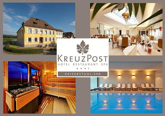 kreuz post hotel restaurant spa bewertungen fotos preisvergleich vogtsburg im kaiserstuhl. Black Bedroom Furniture Sets. Home Design Ideas