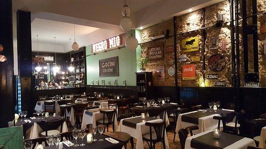7b40b7ff Nuestro salon: fotografía de Negro Mio Resto, Buenos Aires - TripAdvisor