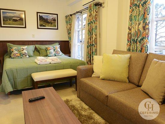 San Vicente, Argentina: Suite linving