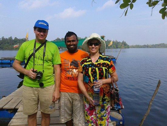 Balapitiya, Sri Lanka: Captain Saman Tours