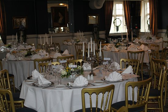 Naestved, الدنمارك: Rund fødselsdag med 82 gæster.