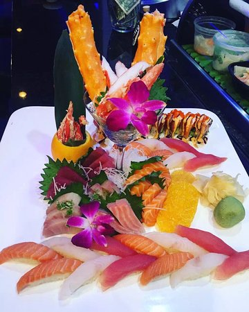 Albertville, MN: Specials and lot of verities of sushi, appetizer, and French Cuisine