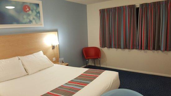 Travelodge Nottingham Riverside Hotel: 20161124_213039_large.jpg