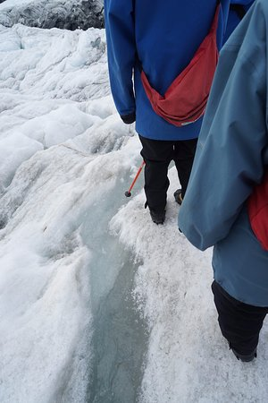 Franz Josef, New Zealand: Walk on Ice