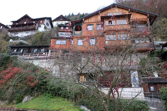 old-fashioned houses - picture of old town, hallstatt - tripadvisor