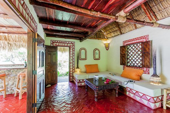 Tola, Nicaragua: This is an comfortable and beautiful living area
