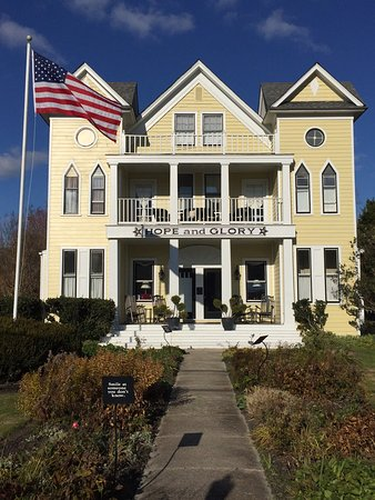 Irvington, Virginie : Hope and Glory Inn