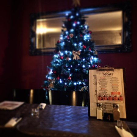 Banbridge, UK: Christmas at Oscars