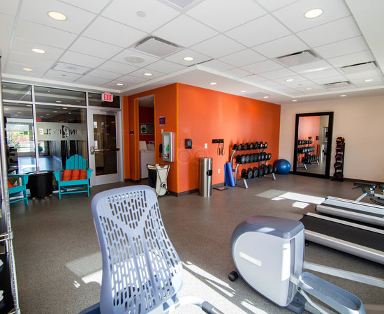 Fitness Center at the Home2 Suites by Hilton Pittsburgh / Cranberry, PA