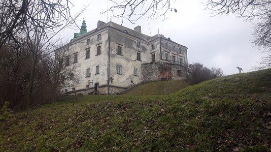 Olesko castle, November 2016