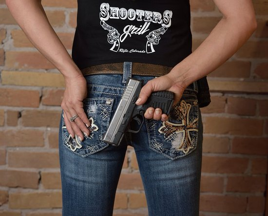 Rifle, CO: Shooters Girls