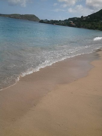 Friendship, Bequia: Beach