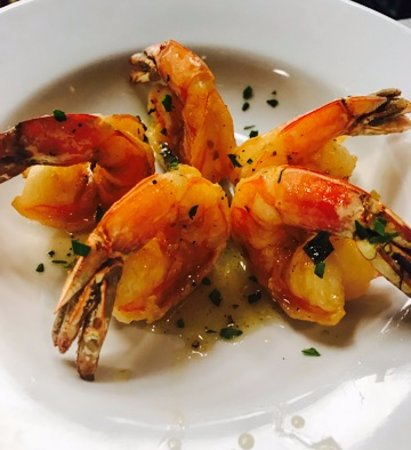 Edwards, Kolorado: Lemon-Basil Shrimp