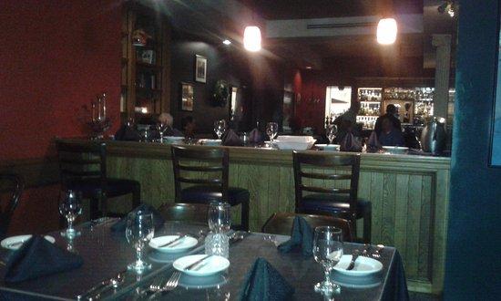 La Casa Ristoranti: View of the restaurant