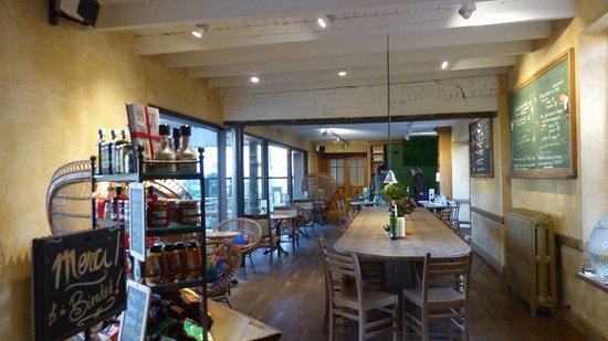 Le pain quotidien marcq en baroeul 115 rue du ft - Restaurant la salle a manger marcq en baroeul ...