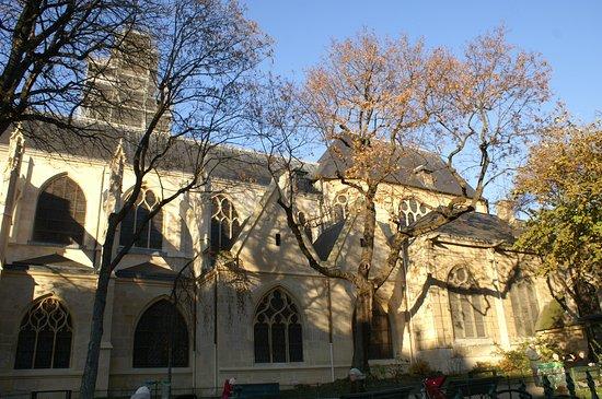 Eglise St-Medard