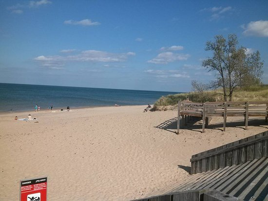 Porter, Индиана: Beach