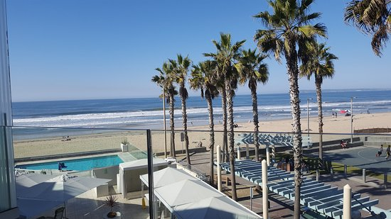 Imperial Beach, CA: View from room 306