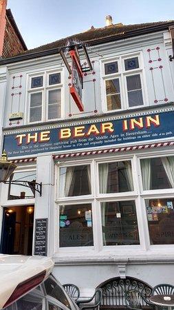 Faversham, UK: The Bear Inn