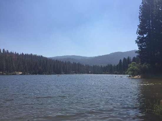 Princess Campground: Nearby (10mins) Hume Lake