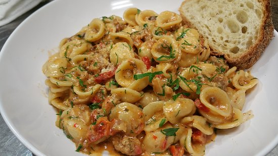 Englewood Cliffs, NJ: Pasta Norcina