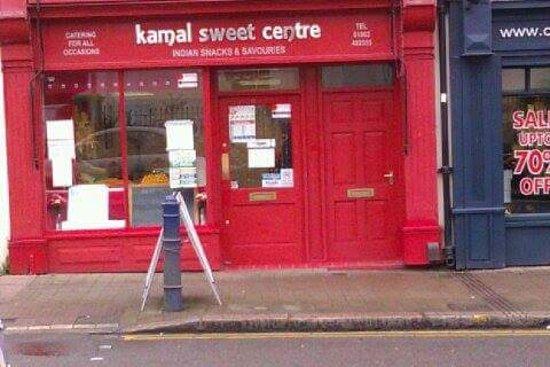 Bilston, UK: Kamal sweet centre & takeaway