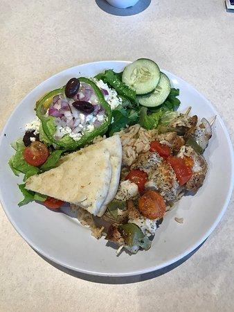 Zoes Kitchen Greenville 1130 Woodruff Rd Restaurant