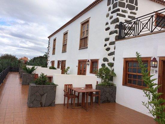 Los Realejos, Spain: Hotel Rural Casablanca
