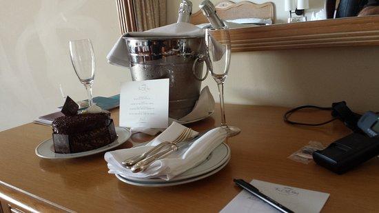 Hotel The Cliff Bay: Geburtstagsgeschenk des Hotels