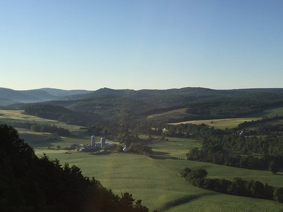 Sussex, Canada: Looking towards Poley Mountain Resort