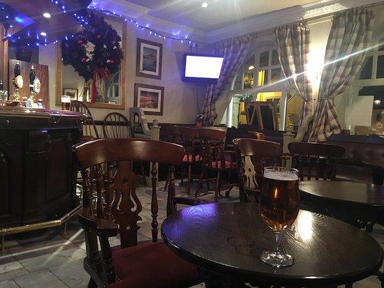 Alnwick, UK: Lovely little pub