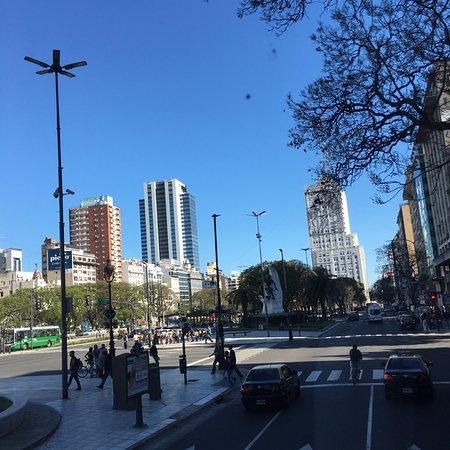 Buenos Aires Bus: piso