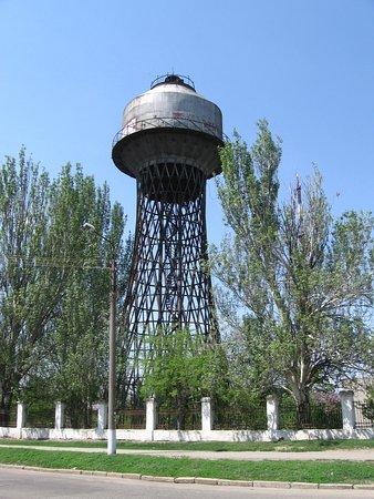 Mykolayiv, Ukrayna: Shukhov tower im Mykolaiv