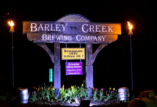 Barley Creek Brewing Company: The Morning Toast Opens @ 8:01