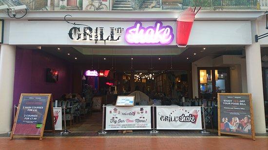 best halal steak in the whole of uk grill shake restaurant cardiff traveller reviews tripadvisor