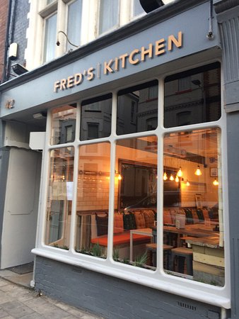 outside fred s i kitchen picture of fred s kitchen plymouth