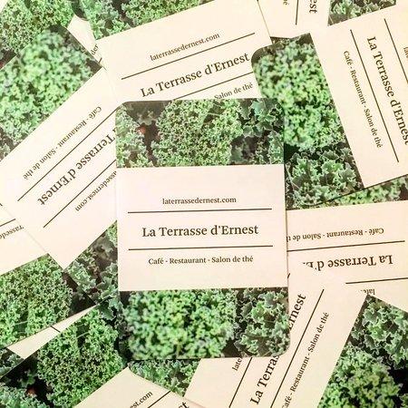 Romans-sur-Isere, Frankreich: La Terrasse d'Ernest
