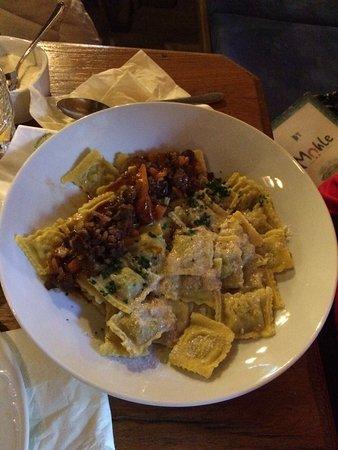 Valles, Italy: Tutto ottimo.... consigliato... finalmente mio figlio ha mangiato un bel minestrone gustoso....