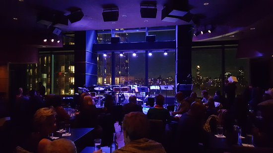 Interior sala picture of jazz at lincoln center new for Sala new york