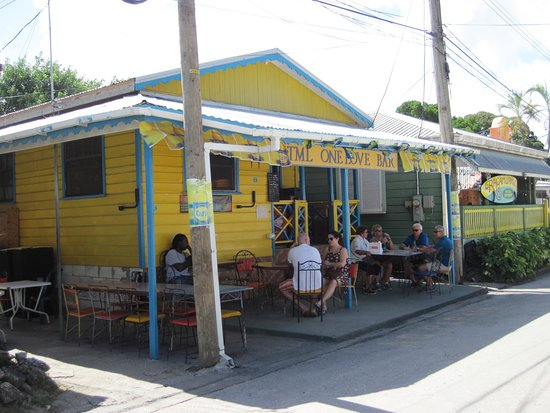 The best bar in Holetown