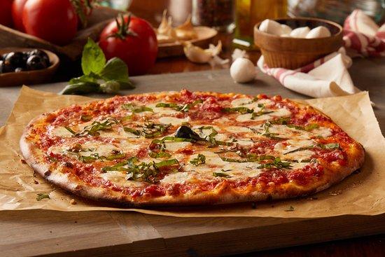 Medford, MA: Margherita Pizza