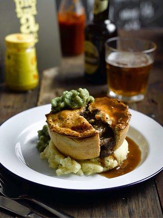 Best Sunday lunch ever The Dark Horse Bristol Traveller