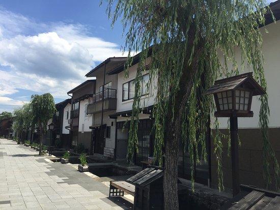 Hida, Japón: 時間仿佛靜止在此